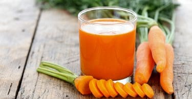 jus carotte