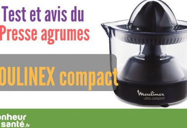 Presse agrume Moulinex compact