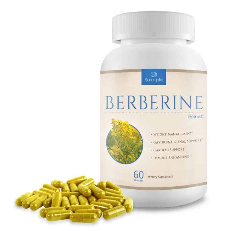 Berberine-gelules