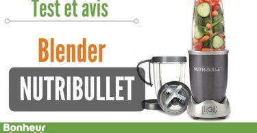 Blender-Nutribullet