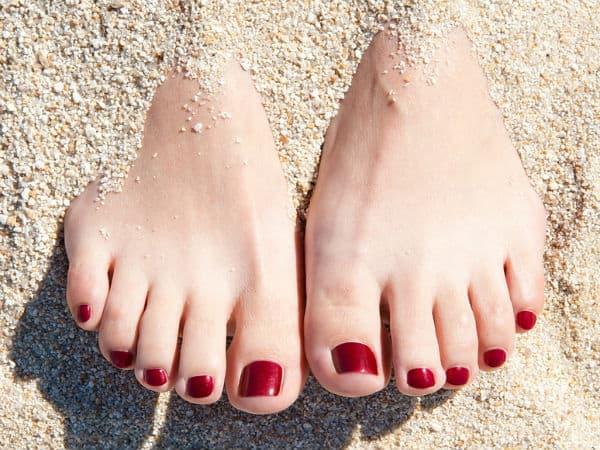 traitement mycose ongle de pied
