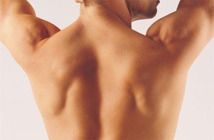 La douleur dans la partie droite du dos du côté du rein