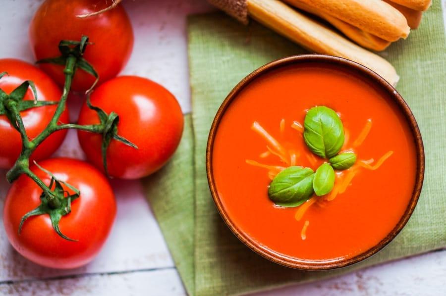 #soupes_brûle_graisse_tomate_piment