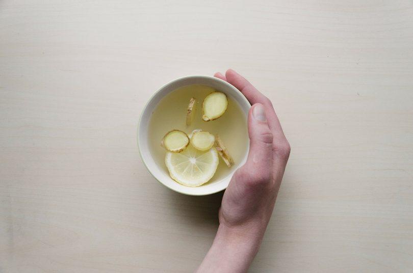 Gingembre-citron