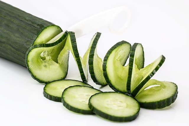 Diuretiques naturels-concombre