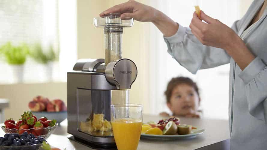 Extracteur de jus philips hr1897 30 un appareil qui a du jus bonheur et sant - Appareil jus de fruit ...