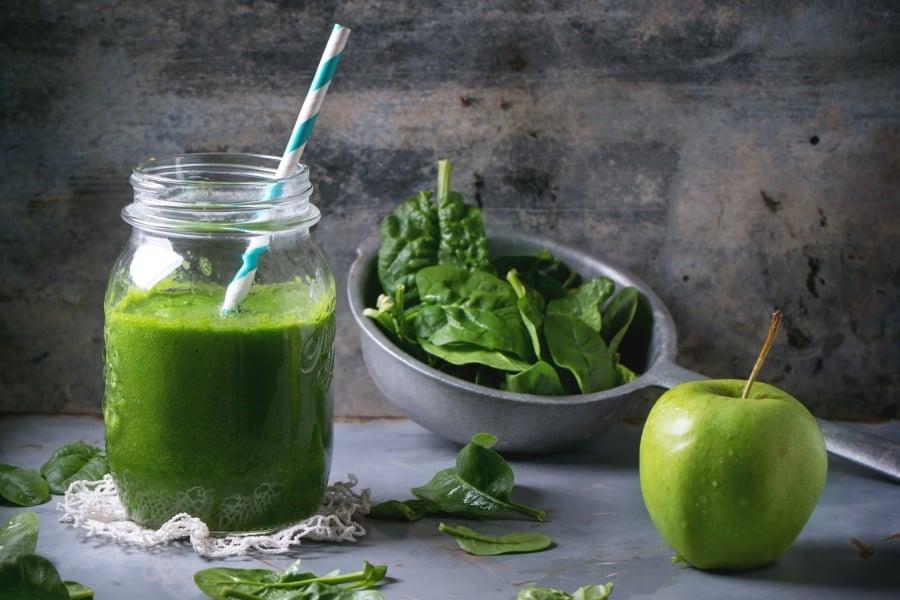 2c8e412ae0bc26 Les 8 meilleurs jus verts pour la santé | Bonheur et santé