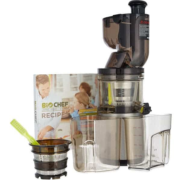 BioChef-Atlas-Whole-Slow-Juicer- Recettes