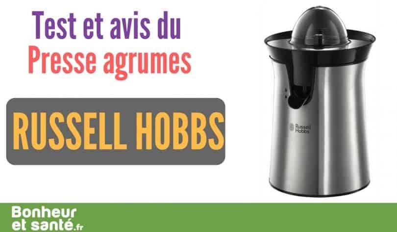 Presse-agrume-Russel-hobbs