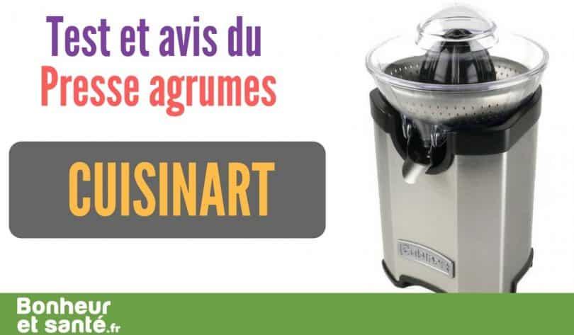 Presse-agrume-cuisinart