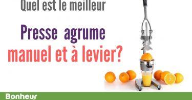 presse-agrume-manuel-levier
