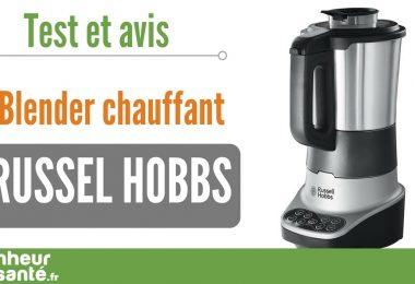 Blender-chauffant-russel-hobbs