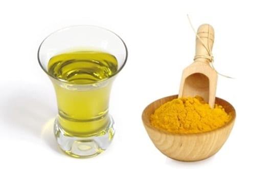 Curcuma-huile essentielle