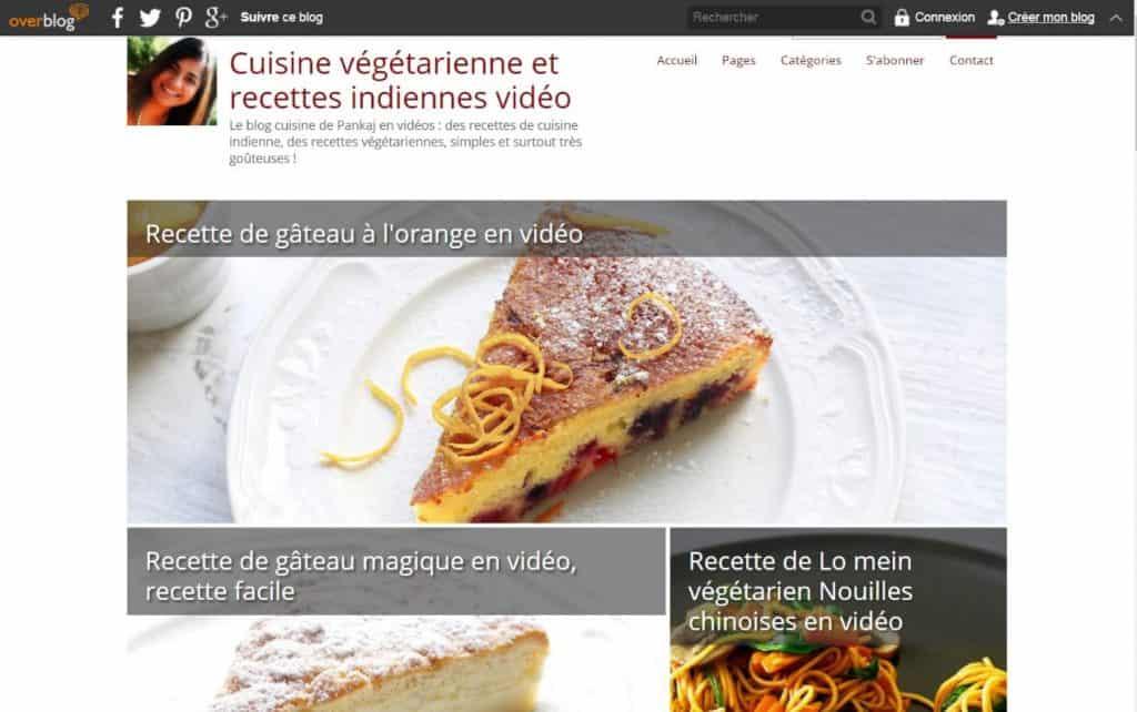 Les Meilleurs Sites De Cuisine Végétarienne Et Végan Bonheur - Cuisine vegetarienne blog