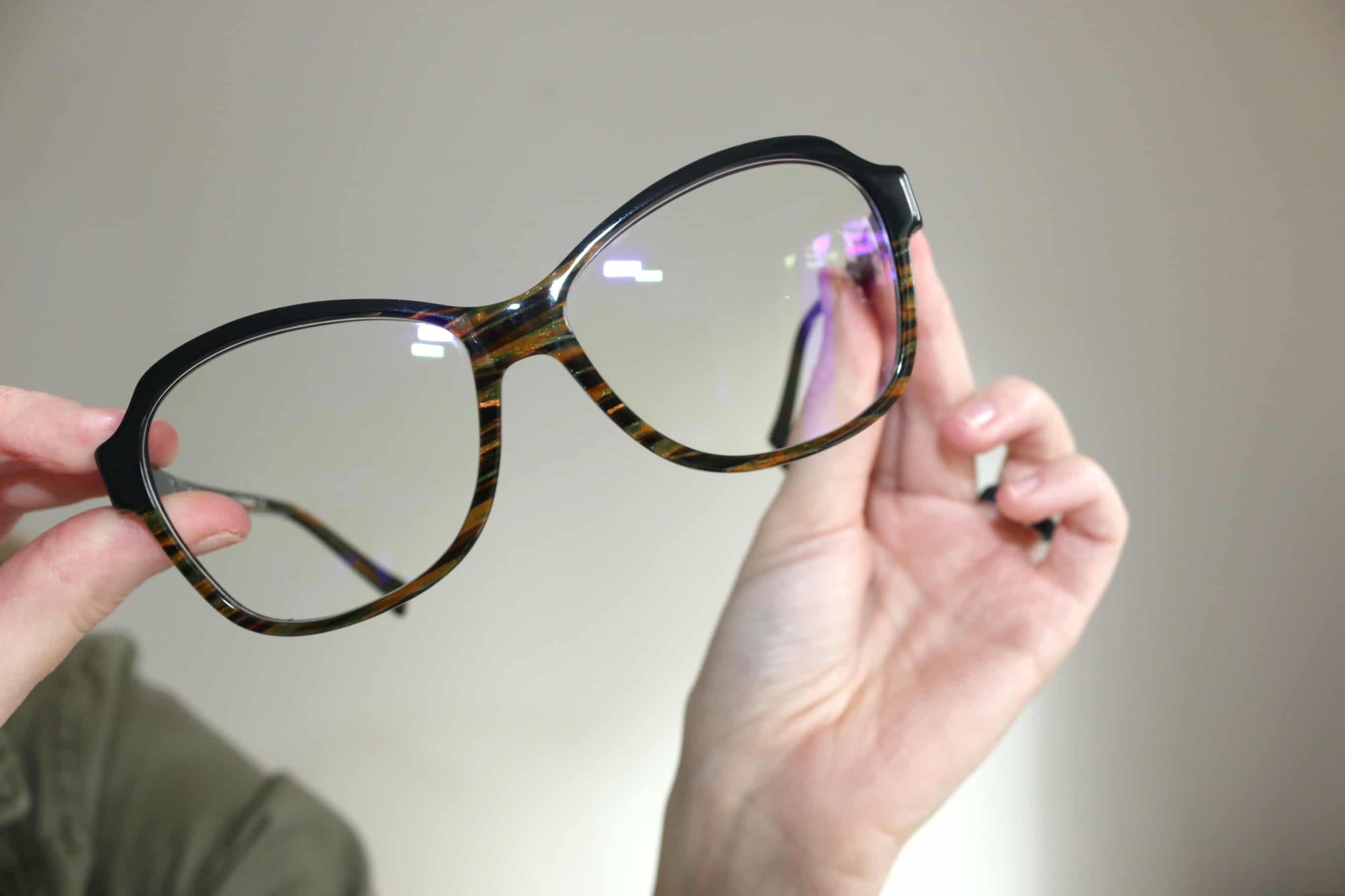 lunettes anti-lumiere bleue