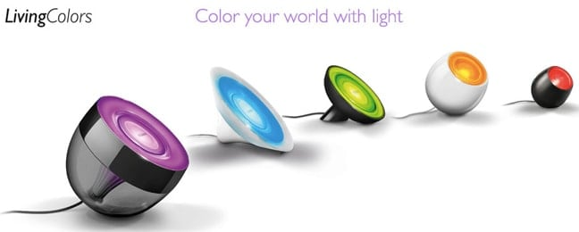 Philips living colors modeles