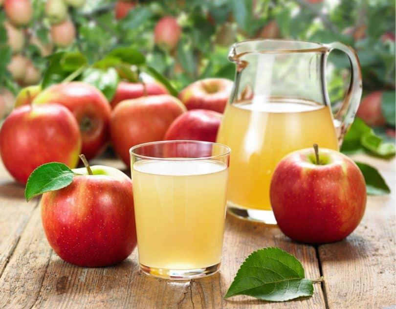 7 bonnes raisons de boire du jus de pomme bonheur et sant - Jus de pomme maison ...