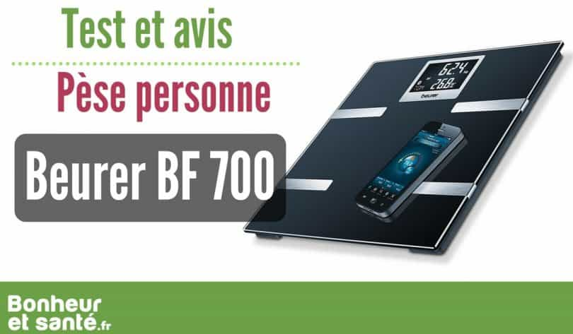 pese personne beurer BF 700