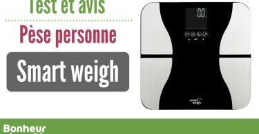 pese personne smart weigh