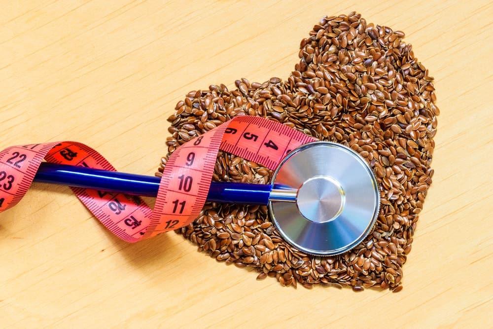 Graines de lin pour le systeme cardio-vasculaire