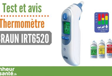 test-thermometre-BRAUN-IRT6520