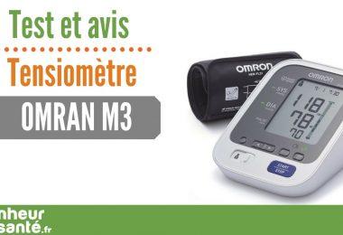 Test-produit-tensiometre-Omron-M3