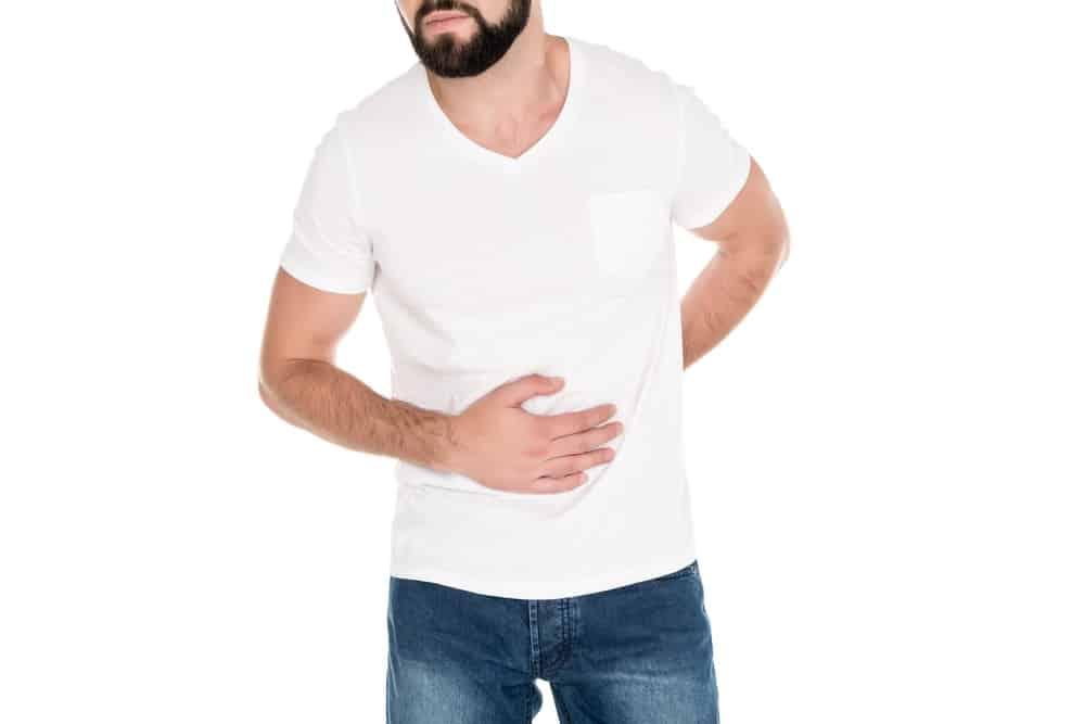 Crise cardiaque-crampes estomac-