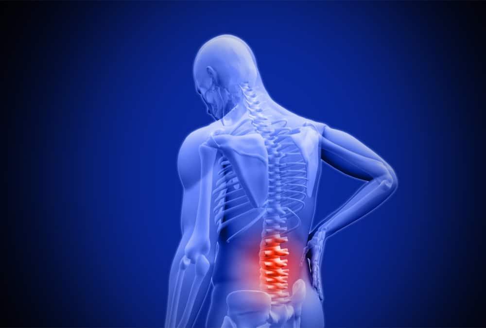Douleurs-bas du dos