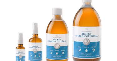 Argent colloidal-solution