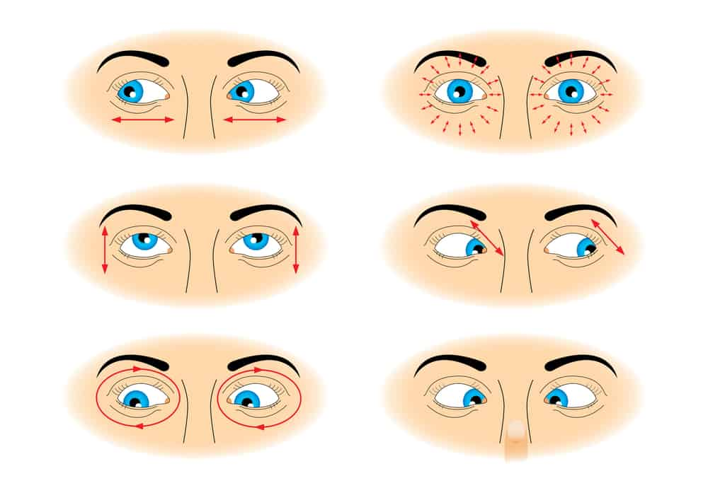 exercice-yeux