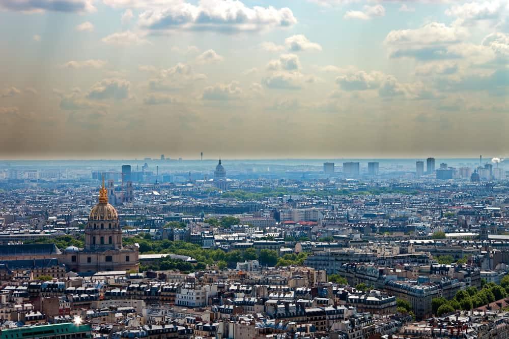 Ville Concerne Par Vignette Pollution
