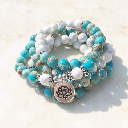 bracelet-Turquoise-howlite
