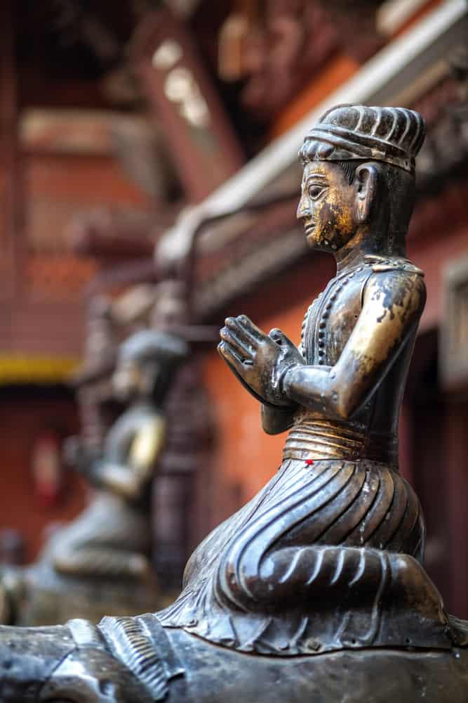 Namaste-origine