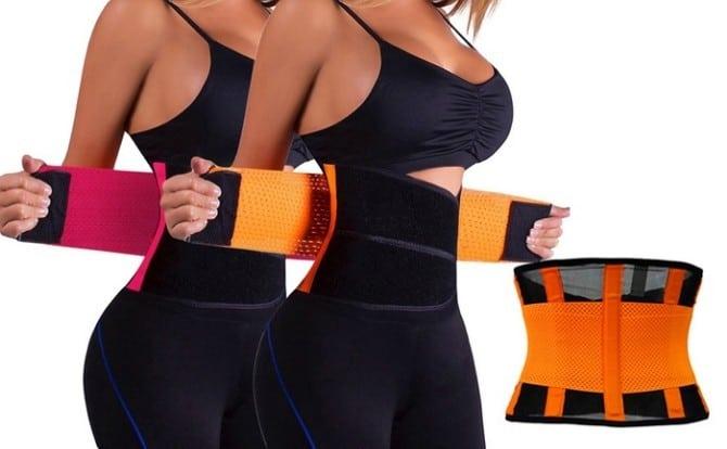 ceinture de sudation femme efficace
